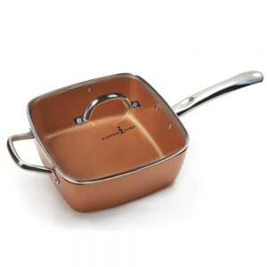 Copper Chef Non-Stick Square Pan Kit Review