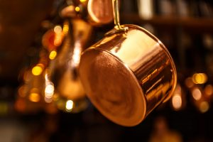 Copper Cookware Coatings