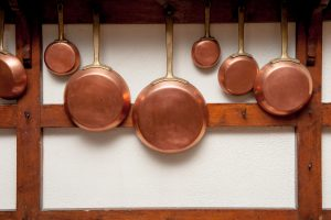 Copper Cookware Set Advantages